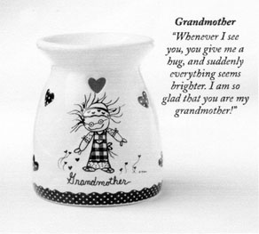 Grandmother Tart Burner