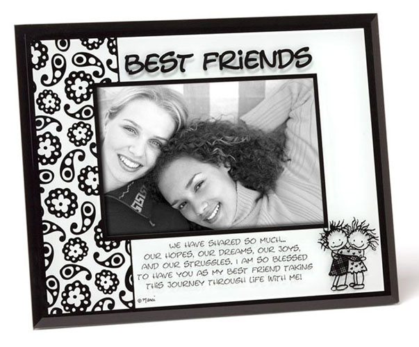 Frames > *Best Friends Glass Frame