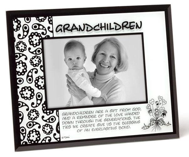 Frames > *Grandchildren Glass Frame