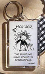 Mother Keychain