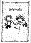 Relationship Greeting Card