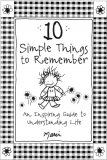 *10 Simple Things to Remember Book