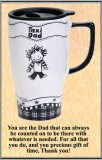 Taxi Dad Travel Mug