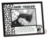 *Best Friends Glass Frame
