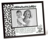 *Grandchildren Glass Frame