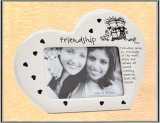 **Friendship Heart Shaped Frame