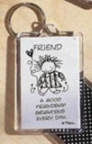 Friend Keychain