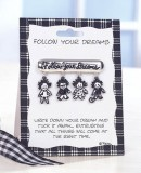 Follow Your Dreams Pin