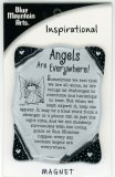 Angels Are Everywhere! Magnet