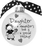 Daughter Ornament