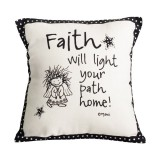Faith Pillow 12 X 12