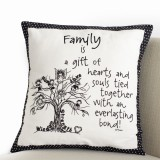 Family Pillow 16 X 16