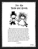 Bride and Groom Print