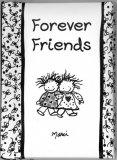 Forever Friends Padded Keepsake Book
