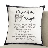 Guardian Angel Pillow 16 X 6