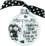 Happiness Ornament