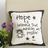 Hope Pillow 12 X 12