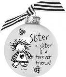 Sister Ornament