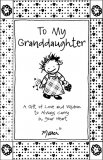 *To My Granddaughter Book
