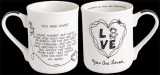 You Are Loved Girl Mug