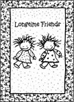 Longtime Friends Greeting Card